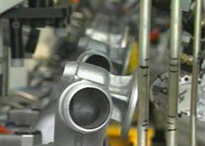 Linea di Lavorazione Collettori Ford